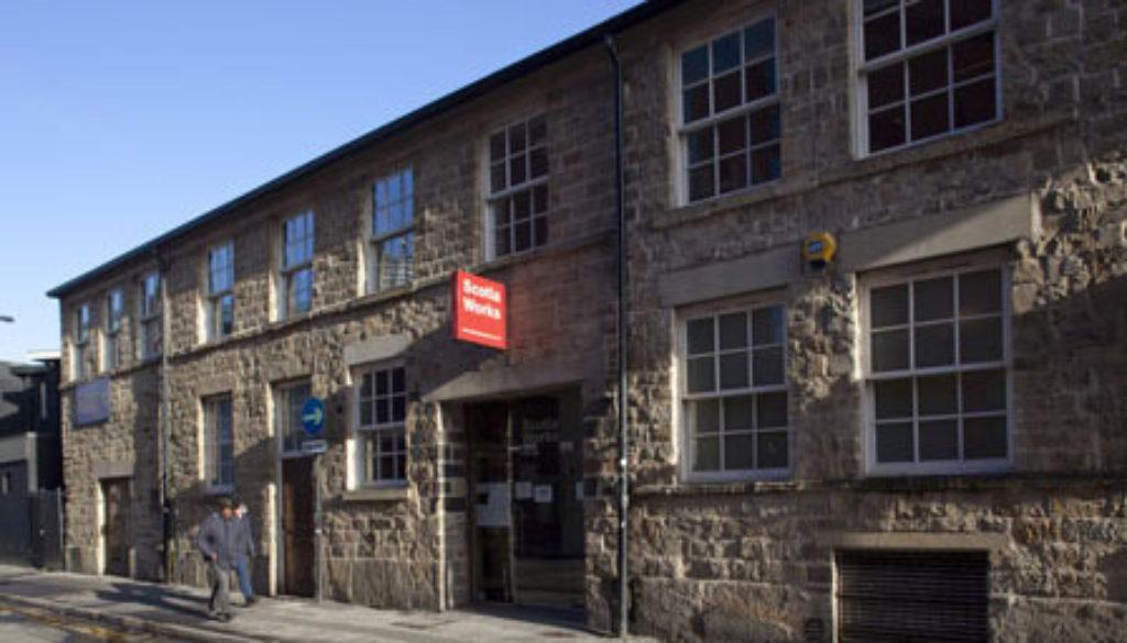Scotia Works, Sheffield.